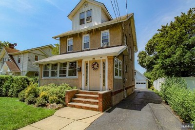 Teaneck Single Family Home Under Contract: 234 Elm Avenue