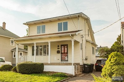 Bergenfield Single Family Home Under Contract: 65 Bradley Avenue