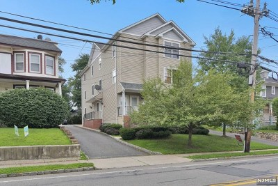 Morristown Town Condo/Townhouse Under Contract: 69 Abbett Avenue #2