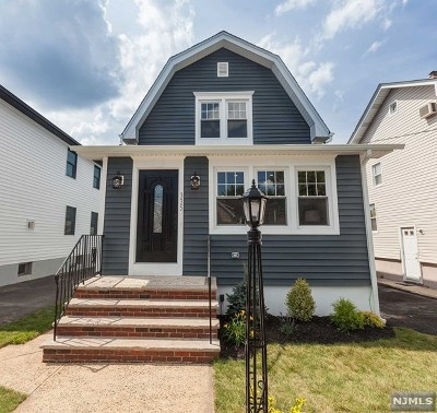 Lyndhurst Single Family Home Under Contract: 335 Watson Avenue