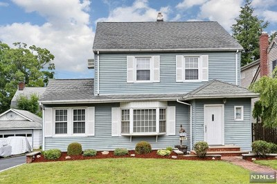 Hasbrouck Heights Single Family Home Under Contract: 333 Columbus Avenue
