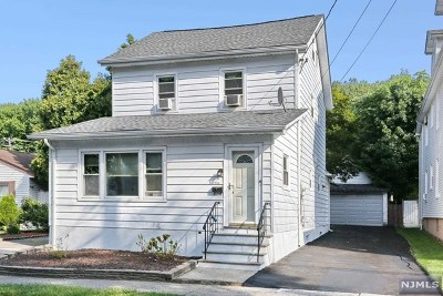 Elmwood Park Single Family Home Under Contract: 277 Falmouth Avenue