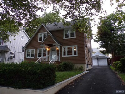 Teaneck Single Family Home Under Contract: 856 Garrison Avenue