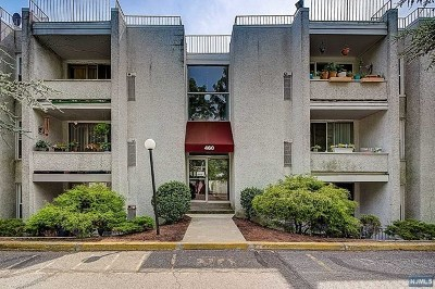 Essex County Condo/Townhouse Under Contract: 460i River Road #I
