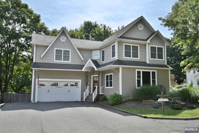 Morris County Single Family Home Under Contract: 18 Beech Street