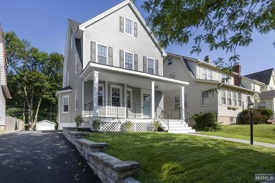 Essex County Single Family Home Under Contract: 52 Willow Street