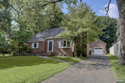 Closter Single Family Home Under Contract: 578 High Street