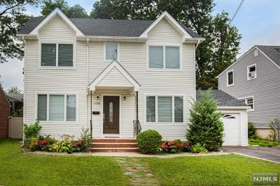 Bergenfield Single Family Home Under Contract: 136 Harrington Street
