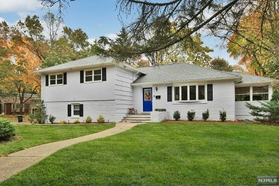 Ridgewood Single Family Home Under Contract: 501 West Saddle River Road