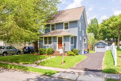 Teaneck Single Family Home Under Contract: 107 Sherwood Avenue