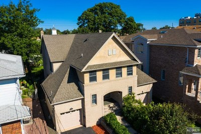 Fort Lee NJ Single Family Home Under Contract: $649,999