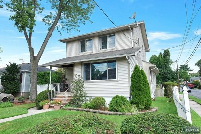 Bergenfield Single Family Home Under Contract: 133 East Main Street