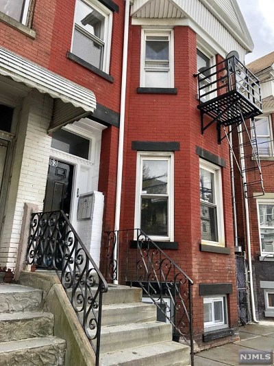 Essex County Multi Family 2-4 Under Contract: 63 North 6th Street
