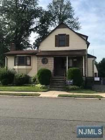Bergenfield Single Family Home Under Contract: 140 Phelps Avenue