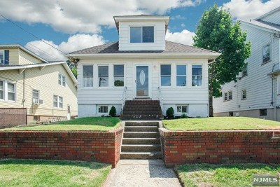 Clifton Single Family Home Under Contract: 68 Curie Avenue
