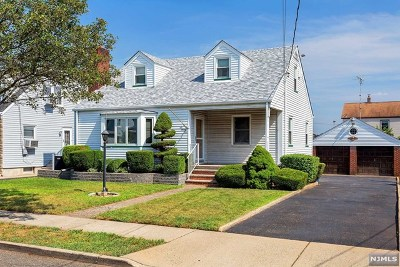 Carlstadt Single Family Home Under Contract: 621 8th Street