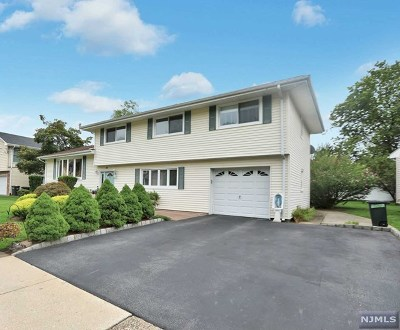Totowa Single Family Home Under Contract: 33 Craig Court