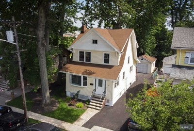 Hudson County Single Family Home Under Contract: 161 Seeley Avenue