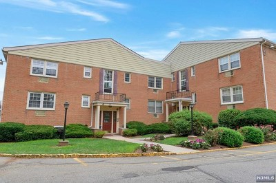 Clifton Condo/Townhouse Under Contract: 605 Grove Street #A7