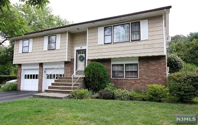 Wanaque Single Family Home Under Contract: 19 Wilson Drive