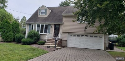 Bergen County Single Family Home Under Contract: 43 Crescent Street