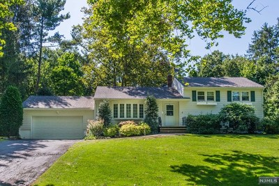 Closter Single Family Home Under Contract: 10 Cedar Court