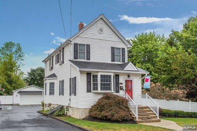 Morris County Single Family Home Under Contract: 43 Carey Avenue