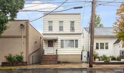 Hudson County Multi Family 2-4 Under Contract: 127 Centre Avenue