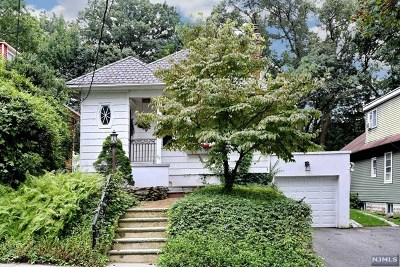 Bergen County Single Family Home Under Contract: 97 Large Avenue