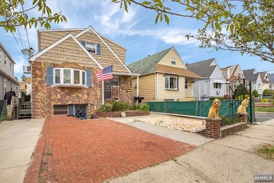 Hudson County Multi Family 2-4 Under Contract: 1700 75th Street