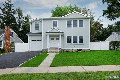 Fair Lawn Single Family Home Under Contract: 11 Sheridan Place