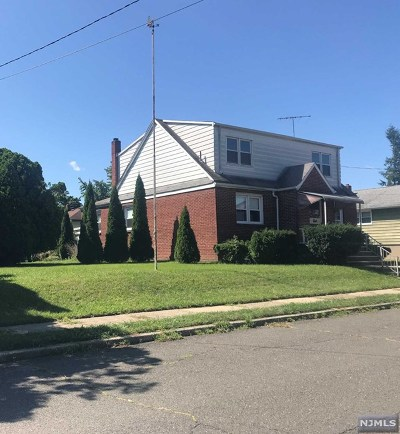 Fair Lawn Multi Family 2-4 Under Contract: 8-60 Forest Street