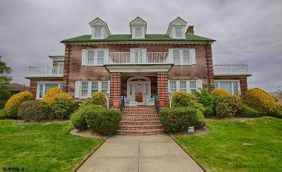 Margate Single Family Home For Sale: 8905 Ventnor Ave