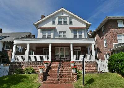 Atlantic City Single Family Home For Sale: 4 S Plaza