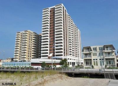 Atlantic City Condo/Townhouse For Sale: 100 S Berkley #20 A