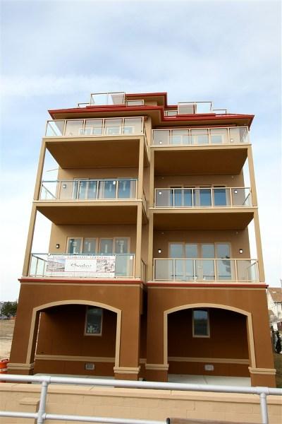 Atlantic City Condo/Townhouse For Sale: 4100 Boardwalk #1