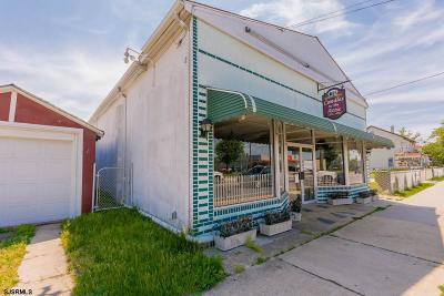 Millville Commercial For Sale: 819 N 2nd Street