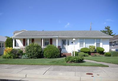 Margate NJ Single Family Home Sold-In House: $395,000