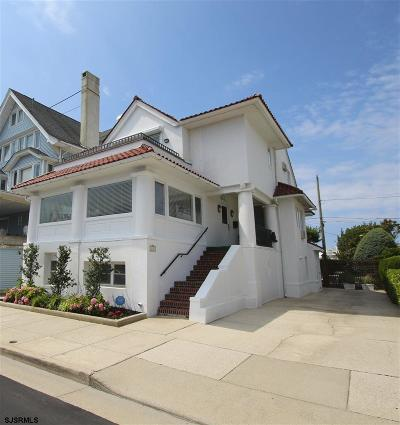Ventnor Single Family Home For Sale: 110 S Somerset Ave