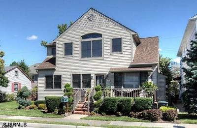 Margate Single Family Home For Sale: 303 N Huntington Ave