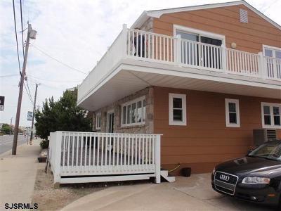 Atlantic City, Longport, Longport Borough, Margate, Ventnor, Ventnor Heights Rental For Rent: 1100 Atlantic