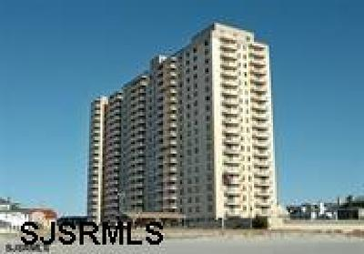 Ventnor NJ Condo/Townhouse Sold Co Op By Member: $136,000
