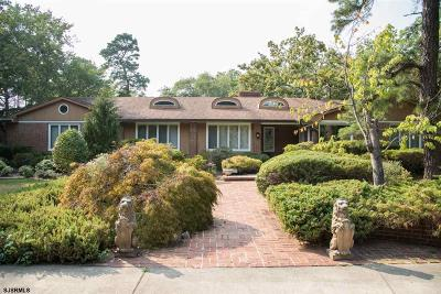 Millville Single Family Home For Sale: 1208 Robin Road