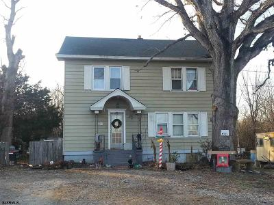 Vineland Single Family Home For Sale: 1498 N Delsea
