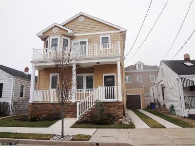 Atlantic City, Longport, Longport Borough, Margate, Ventnor, Ventnor Heights Rental For Rent: 39 N Essex Ave