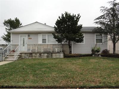 Ventnor Single Family Home For Sale: 509 N Cambridge Ave Ave