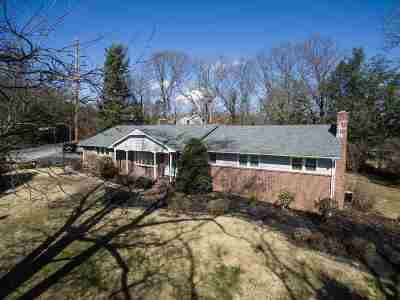 Upper Deerfield Township Single Family Home For Sale: 49 N Park