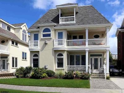 Ventnor NJ Single Family Home For Sale: $1,675,000