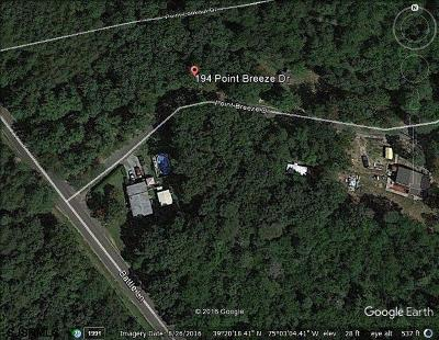 Millville Residential Lots & Land For Sale: 194 Pt Breeze Dr