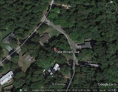 Millville Residential Lots & Land For Sale: 7364 William Ave